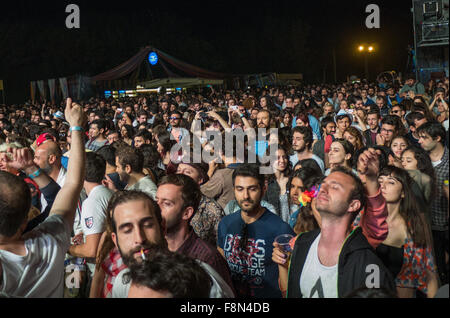One Love Festival Istanbul Turkey - Stock Image