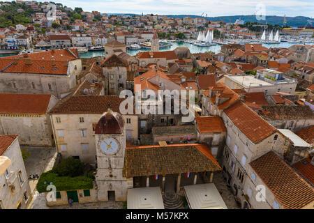Trogir, Croatia - Stock Image
