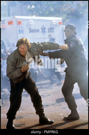 Prod DB © MGM / DR BLOWN AWAY (BLOWN AWAY) de Stephen Hopkins 1994 USA avec Jeff Bridges et Forest Whitaker fumee, explosion, imprudence, retenir d'apres le scŽnario de John Rice - Stock Image