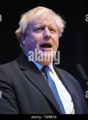 BORIS JOHNSON MP, 2018 - Stock Image