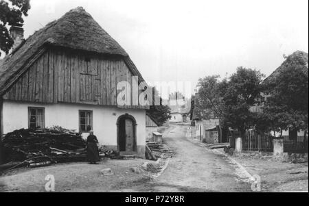 20 Hiša v Cerknici (2) - Stock Image