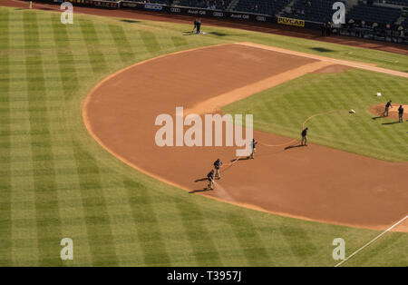 Yankee Stadium, NYC - Stock Image