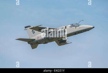 Italian Air Force AMX A-11 RIAT 2014 - Stock Image