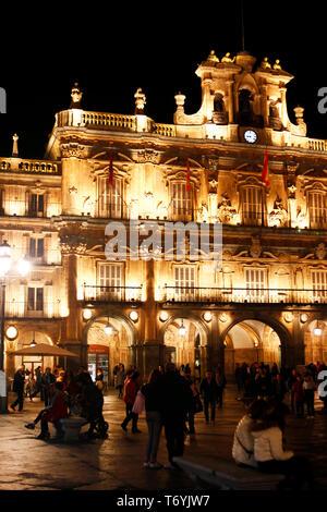 plaza mayor - Stock Image