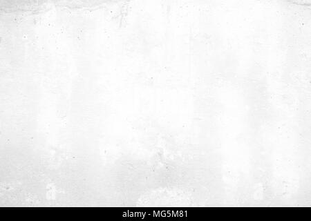 White Grunge Concrete Wall Texture Background, Suitable for Presentation, Web Temple, Backdrop, and Scrapbook Making. - Stock Image