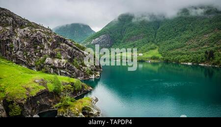 Norway - Stock Image