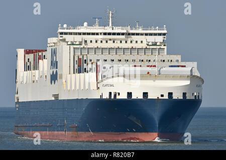 Atlantic Sail - Stock Image