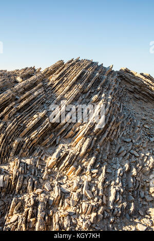 rock layers - Stock Image