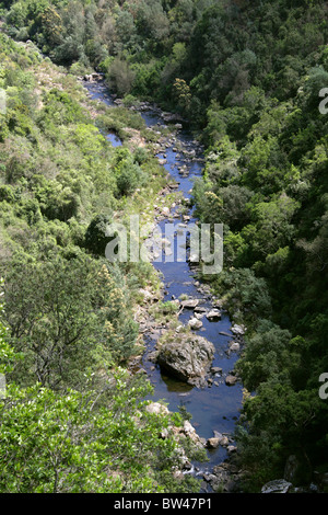 Ukhahlamba Drakensberg National Park, Blyde River Canyon, Mpumalanga, South Africa - Stock Image