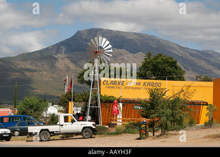 south africa little Karoo Route 62 Farmstall restaurant - Stock Image
