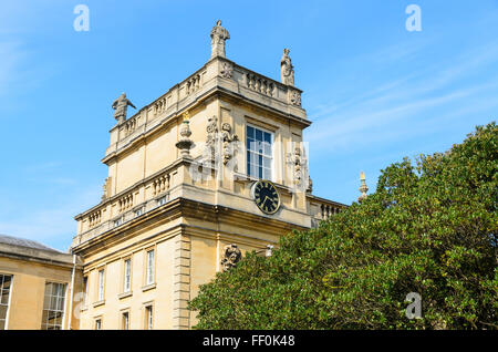 Trinity College, - Stock Image