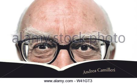 andrea camilleri - Stock Image