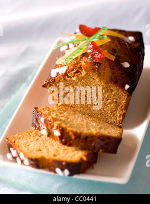 Orange Gingerbread - Stock Image