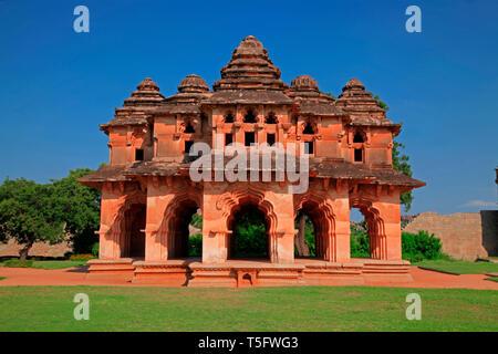 hampi vijaynagar,karnataka state - Stock Image