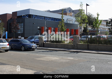New Pallion Health Centre,Hylton Road Sunderland. - Stock Image