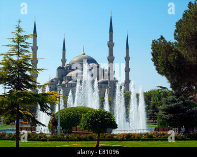 The Blue Mosque - Stock Image