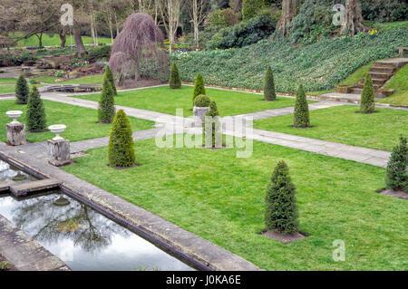Wentworth Garden Centre, Rotherham, Still Life - Stock Image