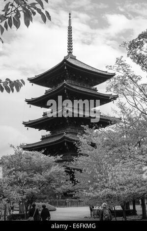 Kyoto Pagado - Stock Image
