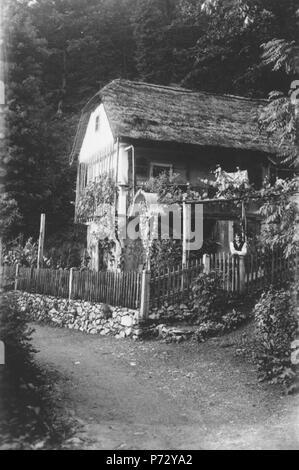 21 Hiša v okolici Celja (3) - Stock Image