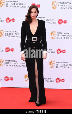 London, UK. 12th May, 2019. LONDON, UK. May 12, 2019: Ruth Wilson arriving for the BAFTA TV Awards 2019 at the Royal Festival Hall, London. Picture: Steve Vas/Featureflash Credit: Paul Smith/Alamy Live News - Stock Image