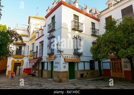 Santa Cruz,Seville,Spain - Stock Image