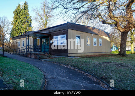 Helen Rollason Research Centre - Broomfield Hospital, Chelmsford - Stock Image