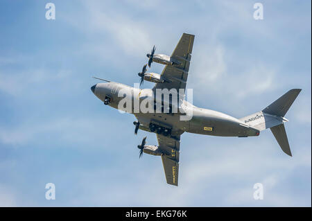 Airbus A400M transport aircraft RIAT 2014 - Stock Image