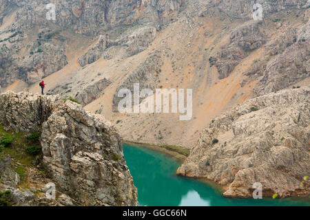 geography / travel, Croatia, Dalmatia, Zrmanja Canyon, Additional-Rights-Clearance-Info-Not-Available - Stock Image