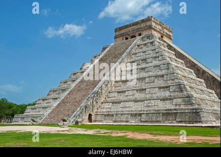 Chichen Itza - Stock Image