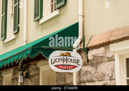 Lion House Pantry - Salt Lake City, Utah - Stock Image
