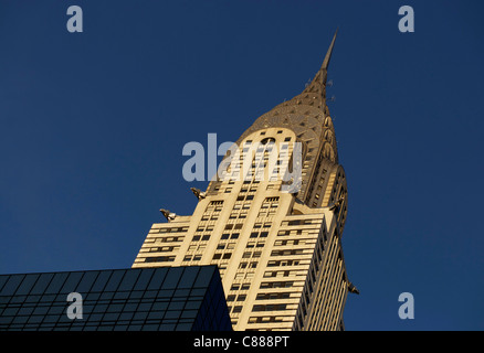 Chrysler Building - Stock Image