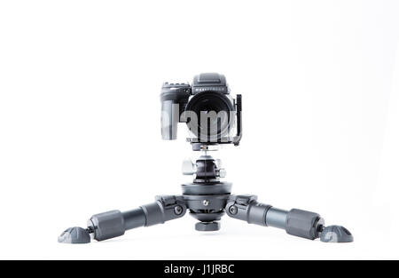 Hasselblad H5D-50c on HiHat Tripod - Stock Image
