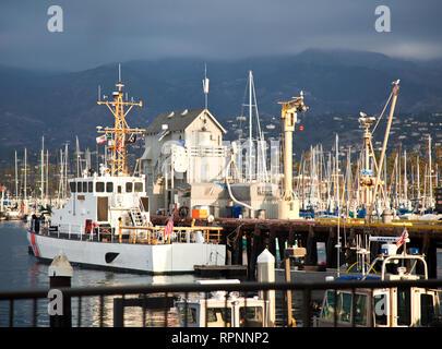Lots of Boats in Marina - Stock Image