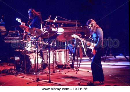 Pink Floyd. Credit: 377694_Globe Photos/MediaPunch - Stock Image