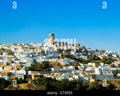 The Old City of Arcos de la Frontera - Stock Image