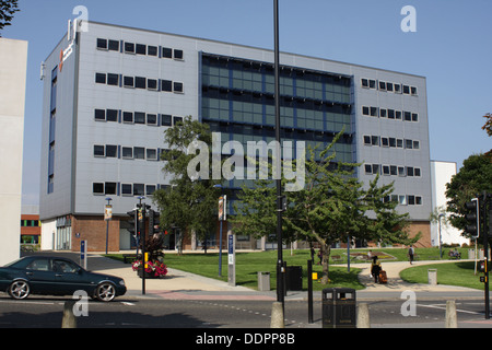 University of Sunderland, City Space, City Campus. - Stock Image