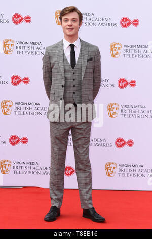 London, UK. 12th May, 2019. LONDON, UK. May 12, 2019: Rob Mallard arriving for the BAFTA TV Awards 2019 at the Royal Festival Hall, London. Picture: Steve Vas/Featureflash Credit: Paul Smith/Alamy Live News - Stock Image