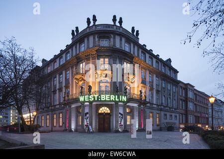 Museum Ephraim Palais, Nicolaiviertel, Berlin - Stock Image