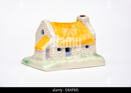 Irish pottery - house - Stock Image