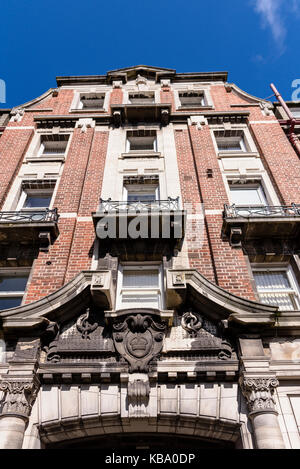 Musgrave Memorial Building at the Royal Victoria Hospital. - Stock Image