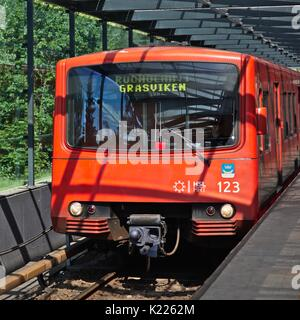 Helsinki public transport - Stock Image