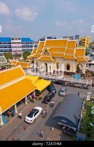 Wat Traimit, Bangkok, Thailand - Stock Image