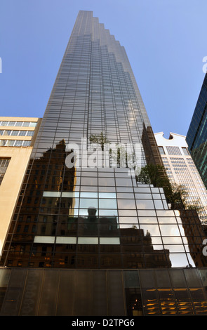 Trump Tower, New York City, USA - Stock Image