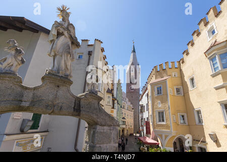 Brixen, Italy - Stock Image