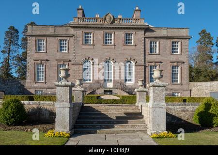 House of Dun, Scotland - Stock Image