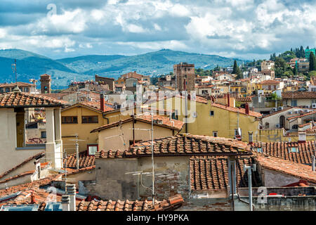 Florence, Italy - Stock Image