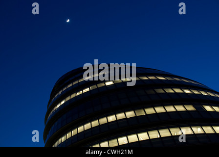 London City Hall - Stock Image