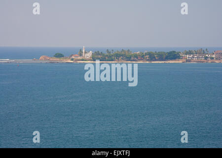 GALLE FORT AND MOSQUE - Stock Image