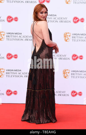 LONDON, UK. May 12, 2019: Arielle Free arriving for the BAFTA TV Awards 2019 at the Royal Festival Hall, London. Picture: Steve Vas/Featureflash - Stock Image