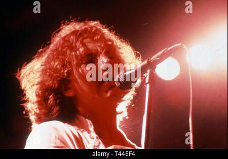 PEARL JAM American rock group with Eddie Vedder in 1993. - Stock Image